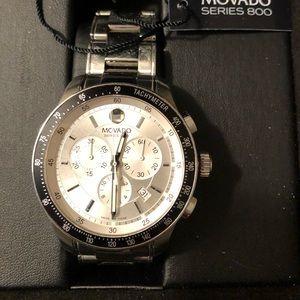 Movado Series 800 43mm Chronograph